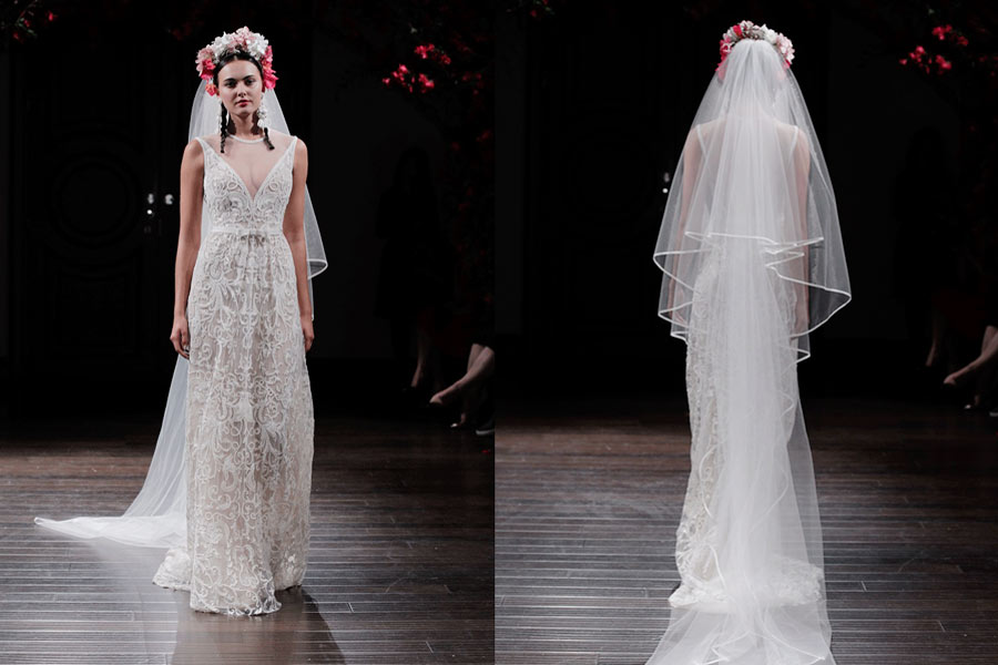 Fall 2016 Bridal collection- Naeem Khan